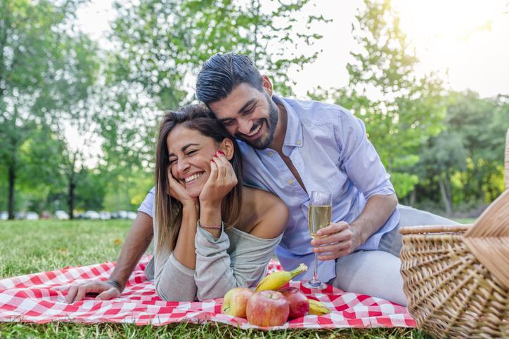 Date picknick Top 15