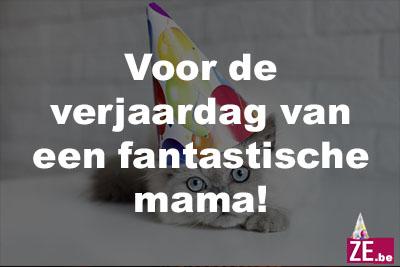 100 Gelukkige Verjaardag Berichtjes En Wensen Voor Je Mama