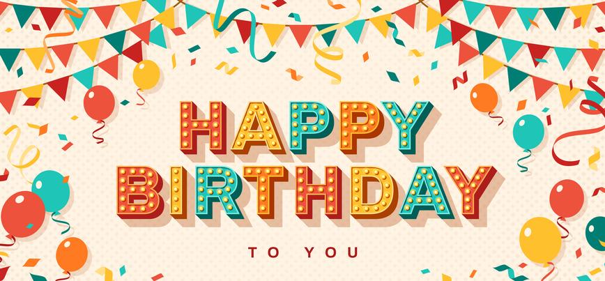 Welp 100+ Grappige en Leuke Gelukkige verjaardag en Happy Birthday PX-52